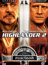 Highlander II: The Quickening movies