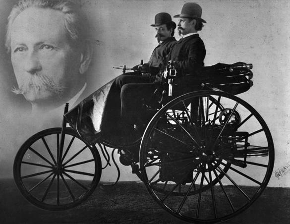 Karl Benz: Red Ice Newsletter