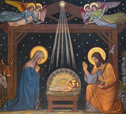 when was jesus christ born