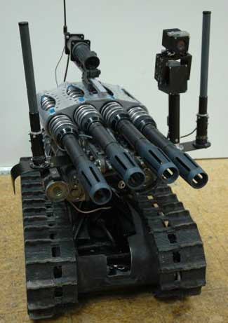 Armas Potentes