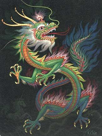 Mythical Serpent by midnightfirepool on DeviantArt