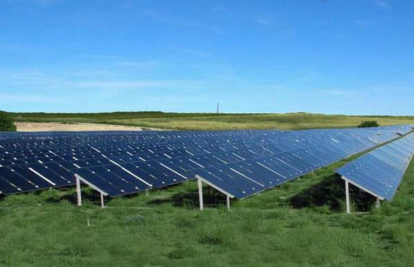 solar farm built in Sarnia