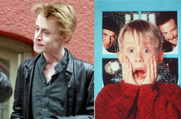 El antes y despues actores De Alfalfa
