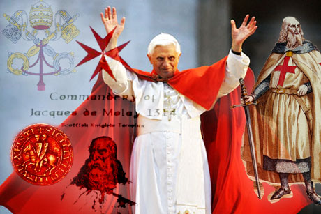 History of the Blackcoat Order - Vatican Assassins 2091templarspope