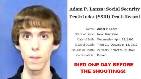 Sandy Hook Shooting Shooter