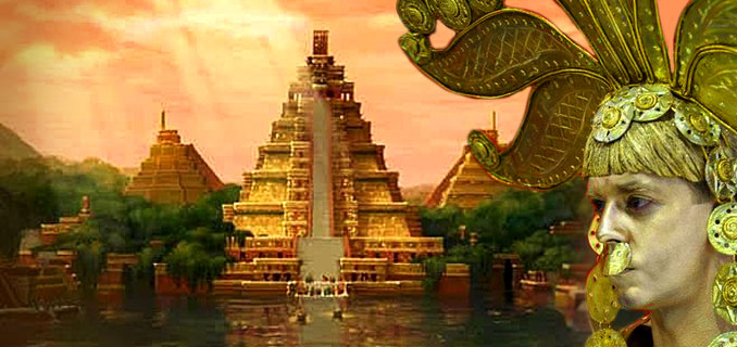 Kayıp Altın Şehir El Dorado