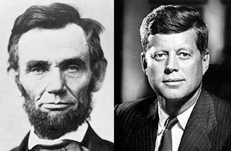 Nostalgia : Abraham Lincoln & John F. Kennedy