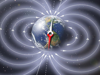 Earth's north magnetic pole racing towards Russia due to core flux - www.newkerala.com