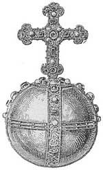 Globus cruciger & Sovereign's Orb